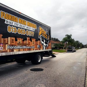 moving company new port richey