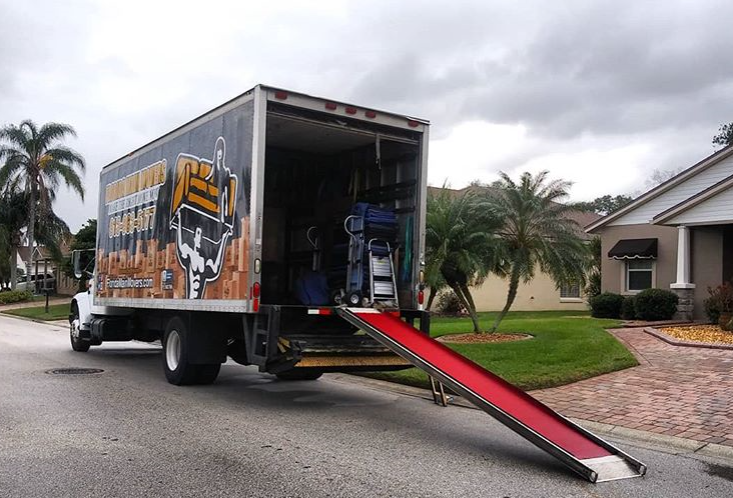 residential movers company