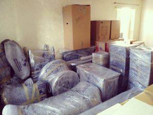 moving storage company