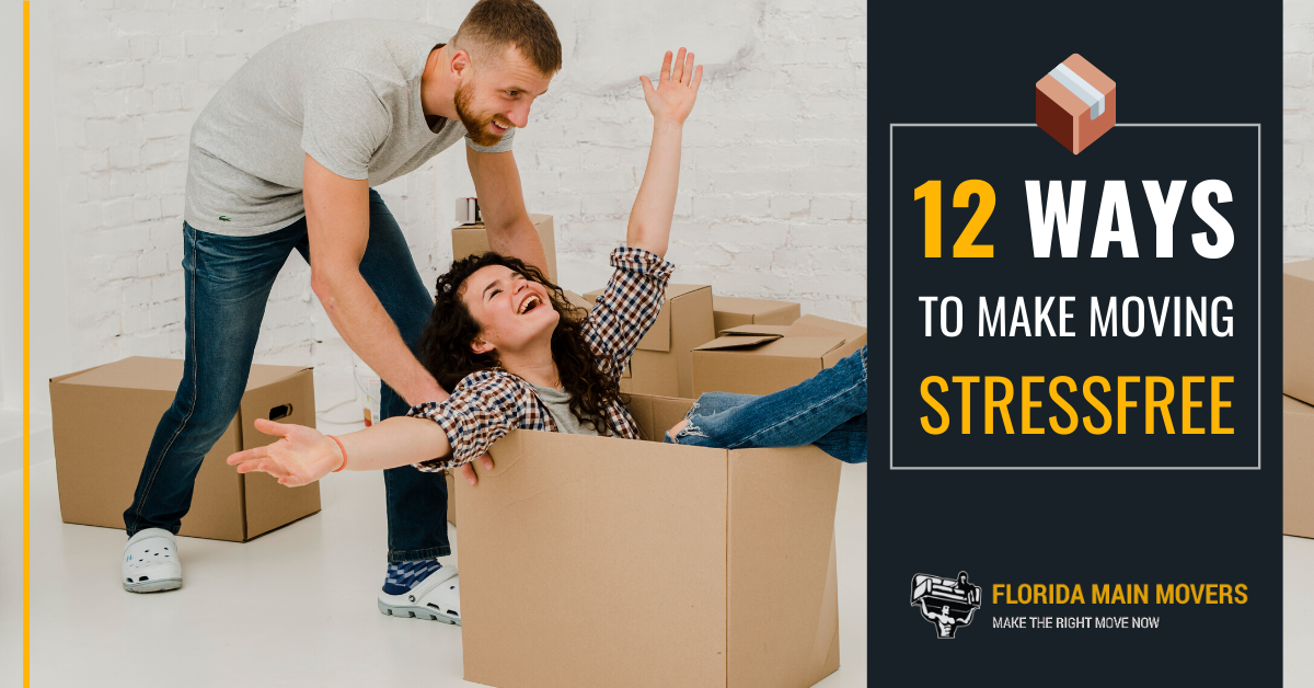 """Featured image for """"12 Ways to Make Packing and Moving Less Stressful"""""""