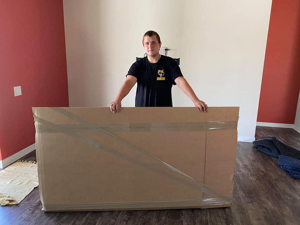packing and moving company