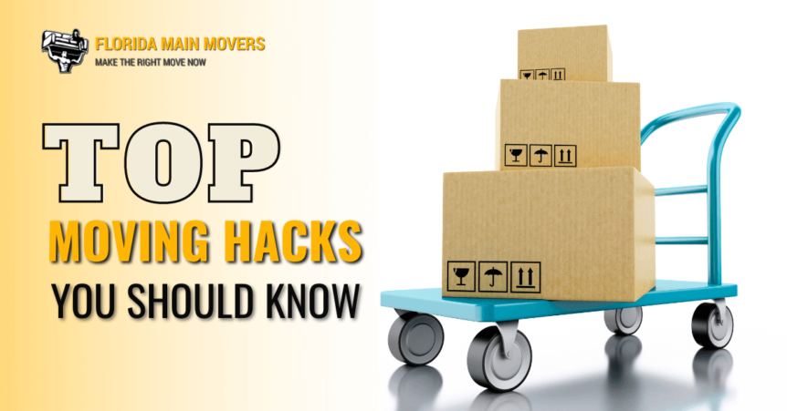 Top Moving Hacks You Should Know