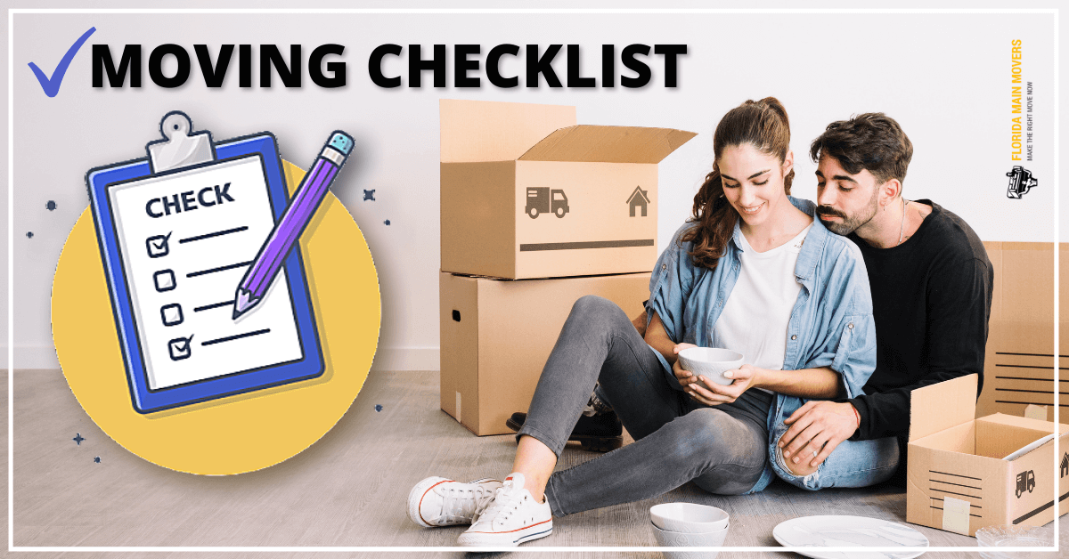 """Featured image for """"Moving Checklist – Tips for Move Planning"""""""